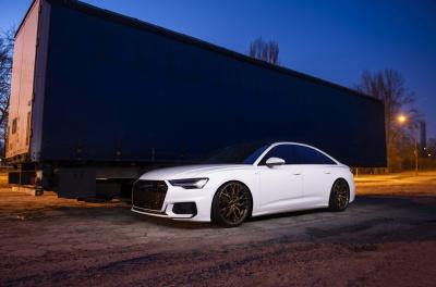 Audi A6 / S6 / RS6 Concaver CVR1 Brushed Bronze