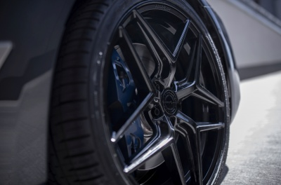 BMW 5 Series / M5 Concaver CVR2 Platinum Black