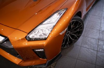 Nissan GTR Concaver CVR1 Double Tinted Black