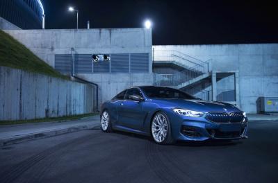 BMW 8 Series / M8 Concaver CVR1 Brushed Titanium