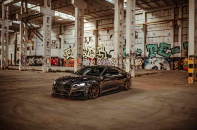 Audi A5 / S5 / RS5 Concaver CVR4 Brushed Bronze