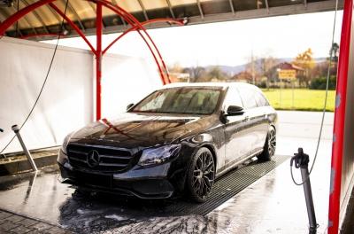 Mercedes-Benz E Class / E63 Concaver CVR1 Carbon Graphite