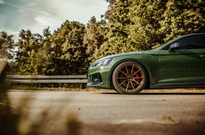 Audi A5 / S5 / RS5 Concaver CVR4 Brushed Bronze