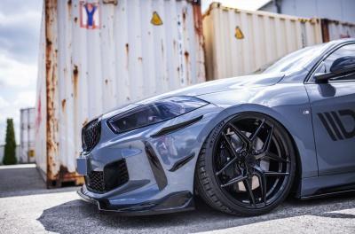 BMW 1 Series Concaver CVR2 Platinum Black
