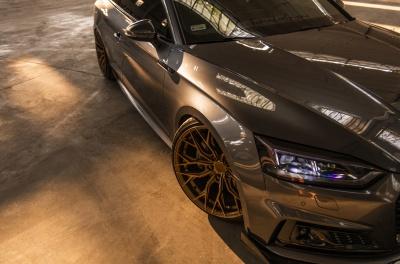 Audi A5 / S5 / RS5 Concaver CVR1 Brushed Bronze