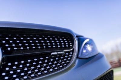 Mercedes-Benz C Class / C43 / C63 Concaver CVR4 Brushed Bronze