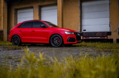 Audi Q3 / SQ3 / RSQ3 Concaver CVR3 Carbon Graphite