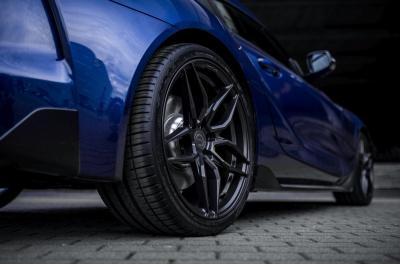 Toyota Supra Concaver CVR3 Carbon Graphite