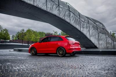 Audi Q3 / SQ3 / RSQ3 Concaver CVR3 Brushed Bronze