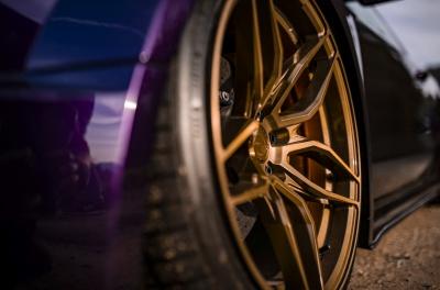 Audi A5 / S5 / RS5 Concaver CVR3 Brushed Bronze