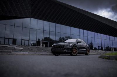 Audi Q8 / SQ8 / RSQ8 Concaver CVR4 Brushed Bronze