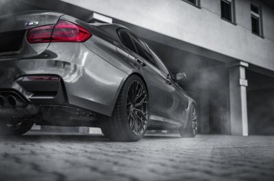 BMW 3 Series / M3 Concaver CVR1 Carbon Graphite