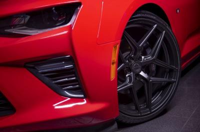Chevrolet Camaro Concaver CVR2 Carbon Graphite