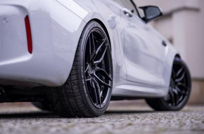 BMW 2 Series / M2 Concaver CVR3 Platinum Black