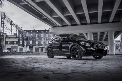 Mercedes-Benz GLC Concaver CVR3 Platinum Black
