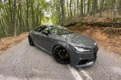 Audi TT Concaver CVR2 Platinum Black