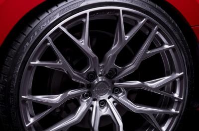 Audi A5 / S5 / RS5 Concaver CVR1 Brushed Titanium