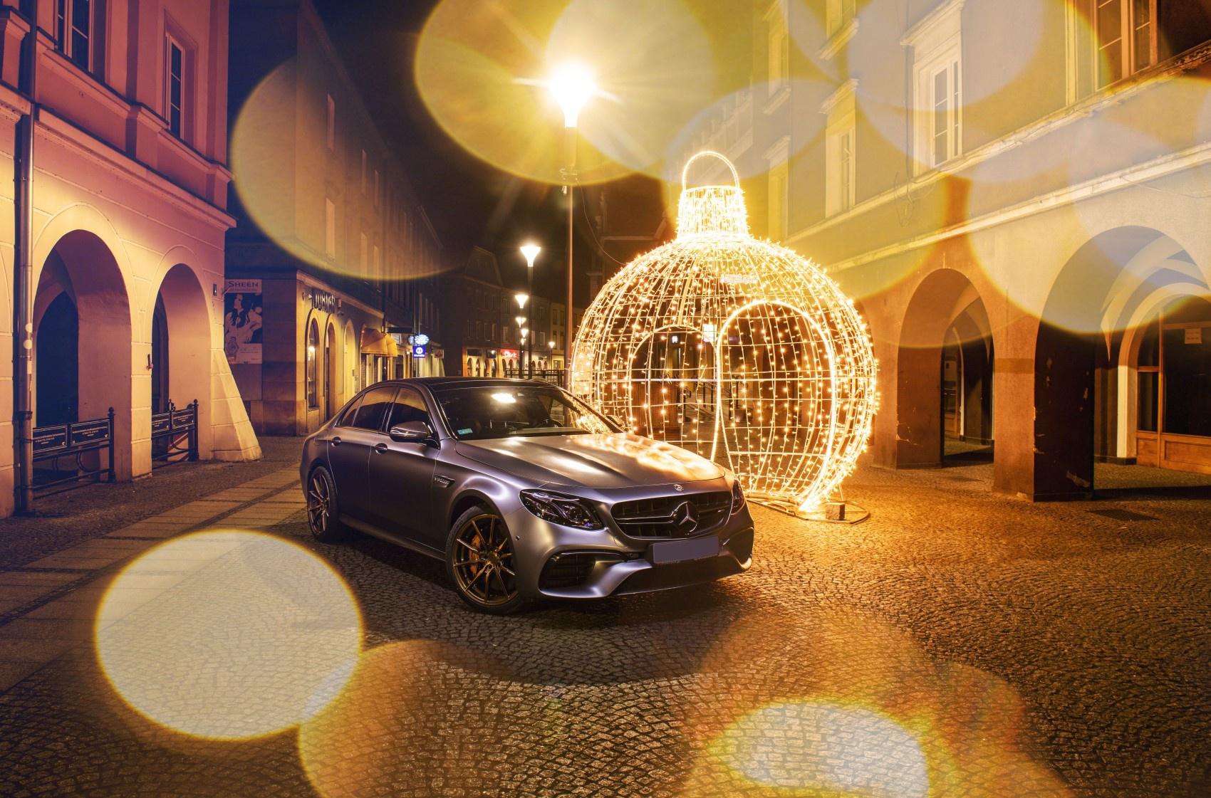 Mercedes-Benz E Class / E63 Concaver CVR4 Brushed Bronze