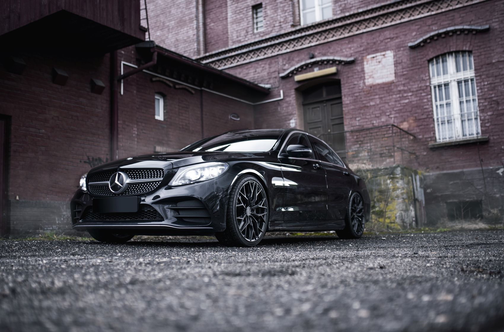 Mercedes-Benz C Class / C43 / C63 Concaver CVR1 Carbon Graphite