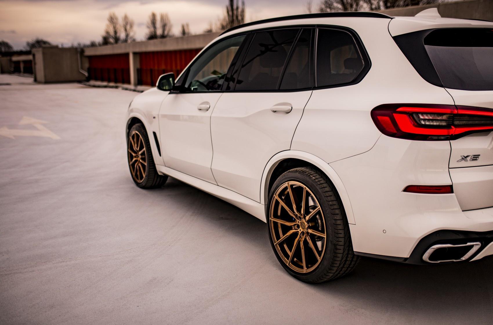 BMW  Concaver CVR4 Brushed Bronze
