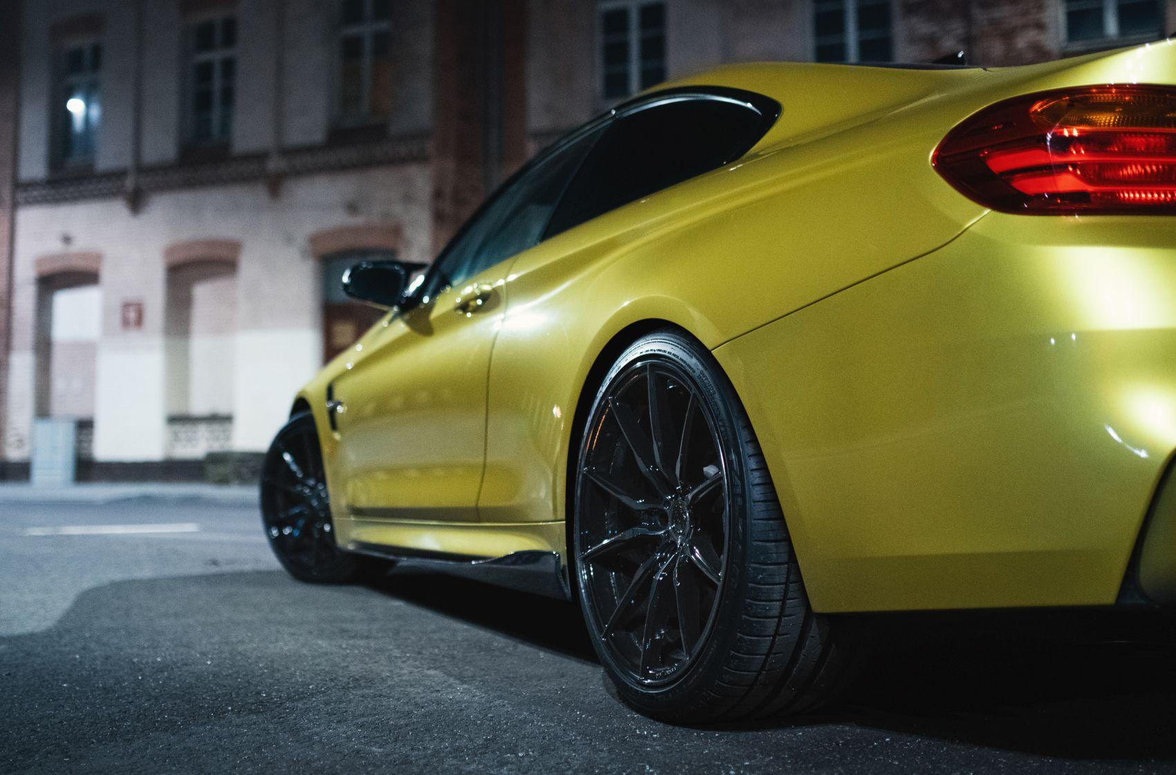 BMW 4 Series / M4 Concaver CVR4 Double Tinted Black