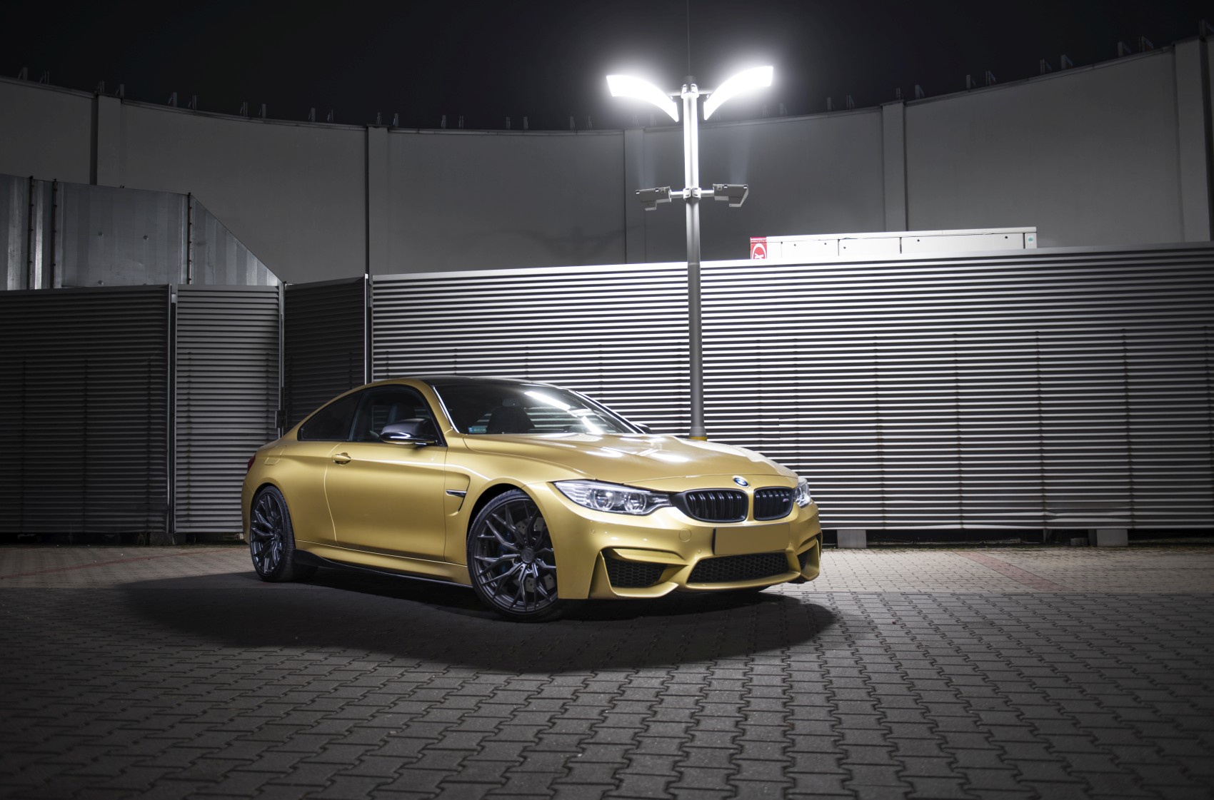 BMW 4 Series / M4 Concaver CVR1 Carbon Graphite