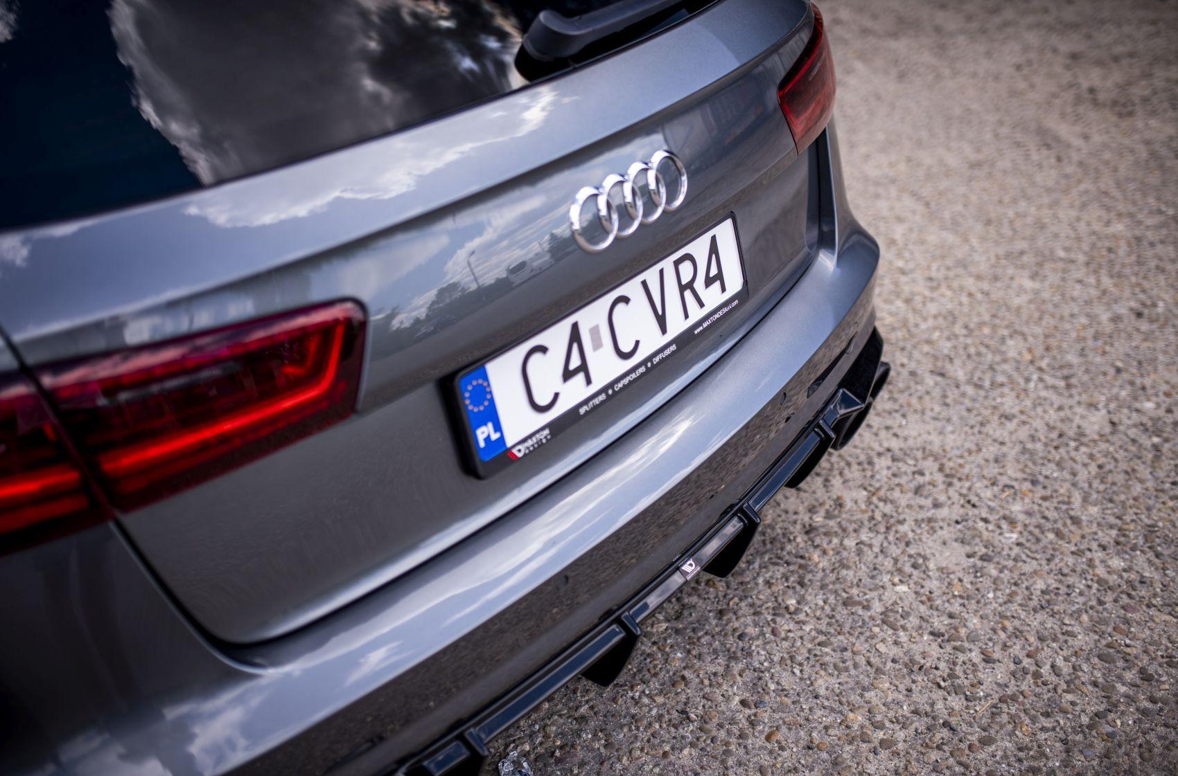 Audi A6 / S6 / RS6 Concaver CVR4 Brushed Bronze