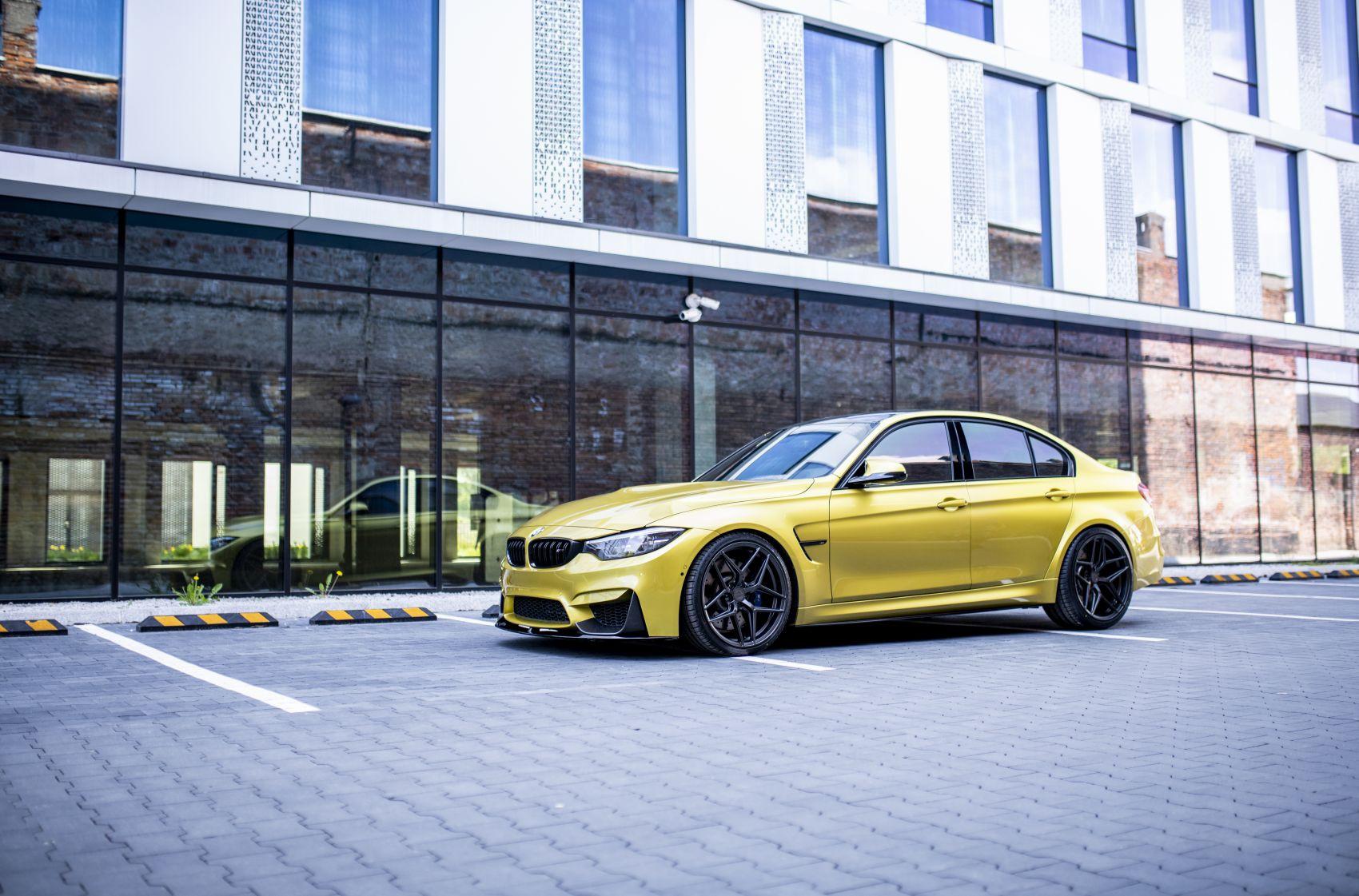 BMW 3 Series / M3 Concaver CVR2 Carbon Graphite