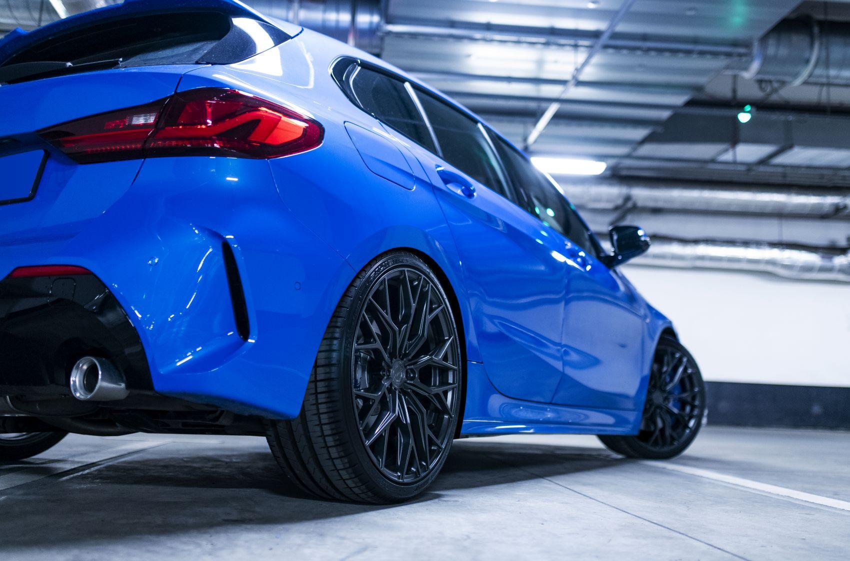 BMW 1 Series Concaver CVR1 Carbon Graphite