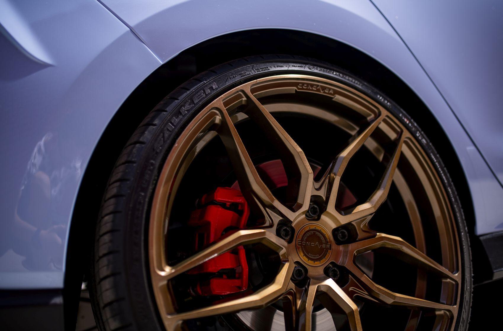Hyundai I30N Concaver CVR3 Brushed Bronze