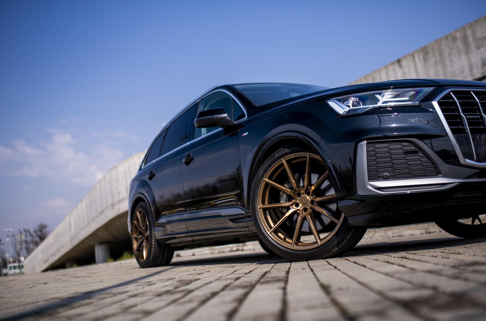 Audi Audi Q7 / SQ7 / RSQ7 Concaver CVR4 Brushed Bronze