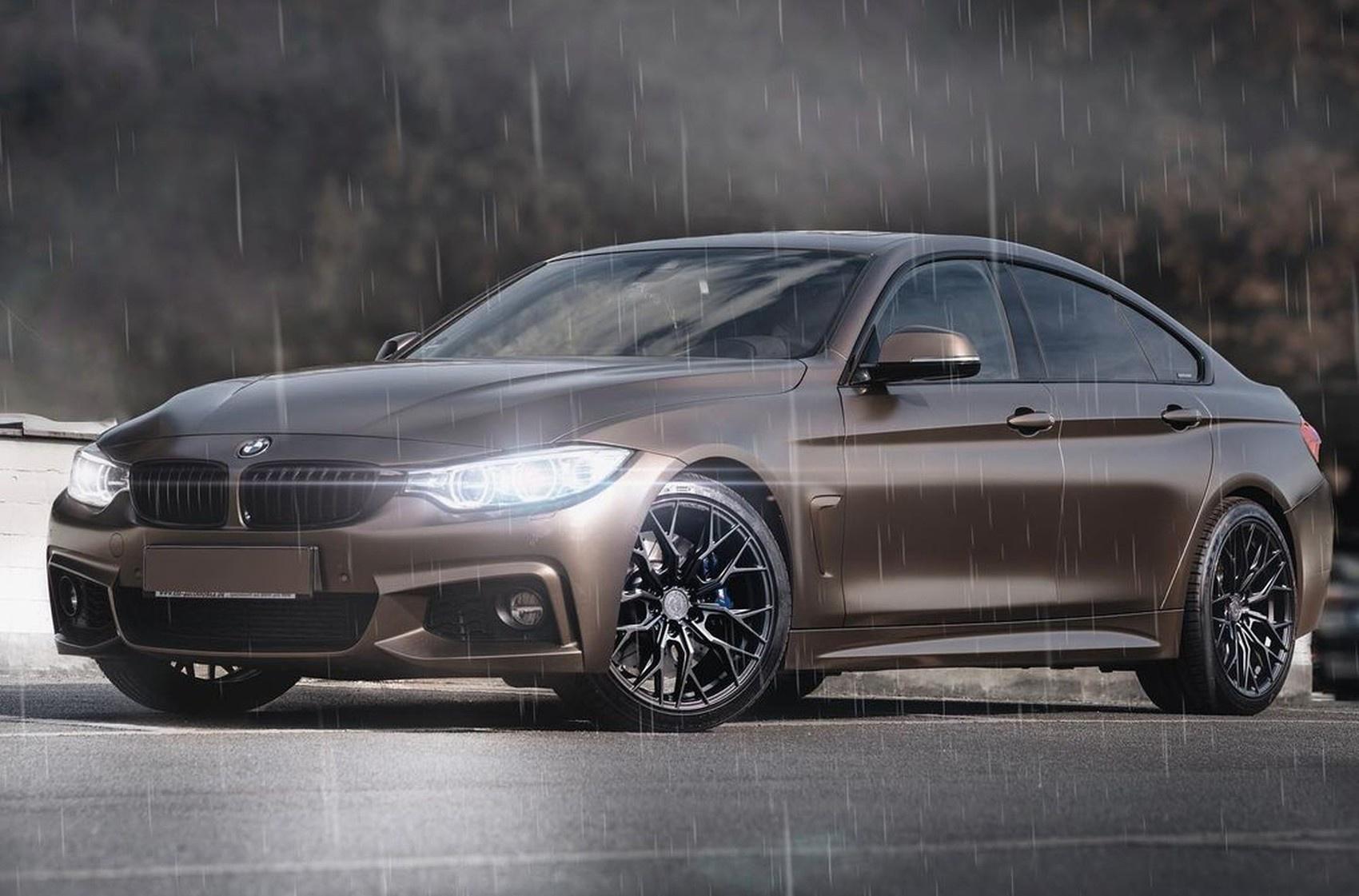BMW 4 Series / M4 Concaver CVR1 Carbon Graphite
