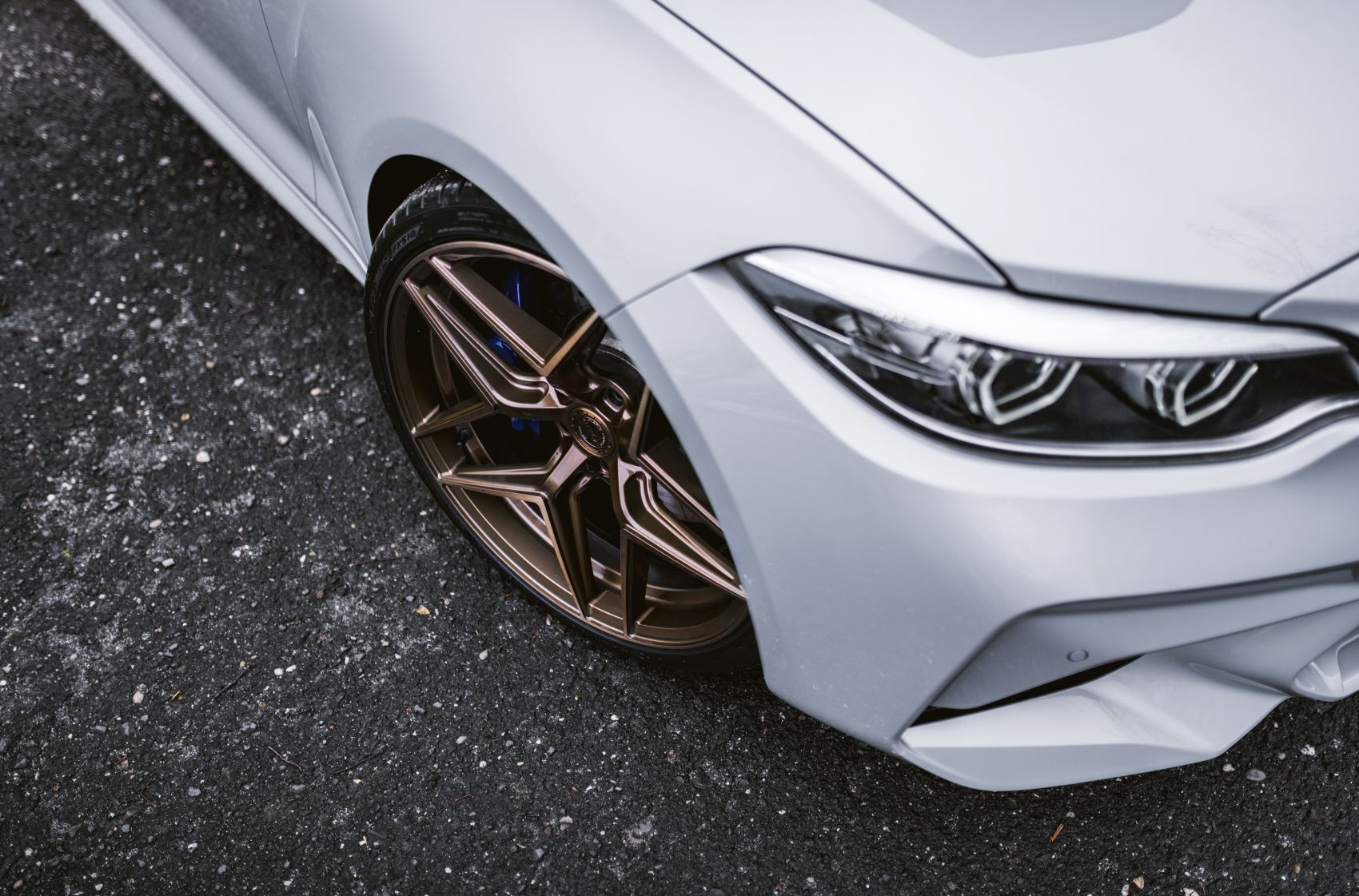 BMW 2 Series / M2 Concaver CVR2 Brushed Bronze