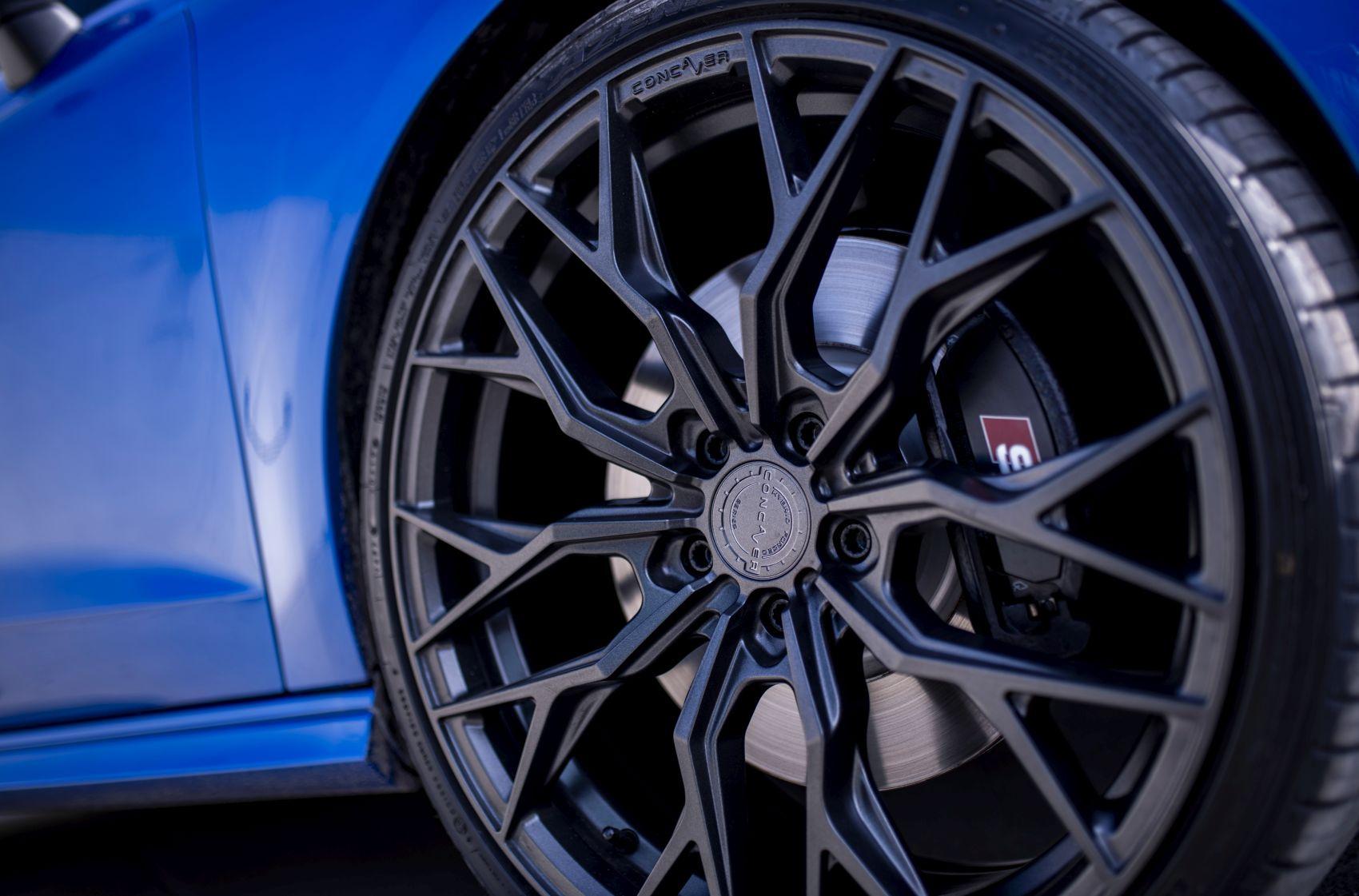 Audi A3 / S3 / RS3 Concaver CVR1 Carbon Graphite
